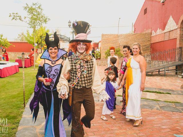 La boda de Fernan y Lola  en Brozas, Cáceres 1