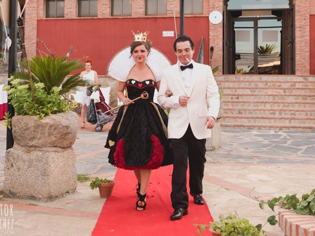 La boda de Fernan y Lola  en Brozas, Cáceres 2