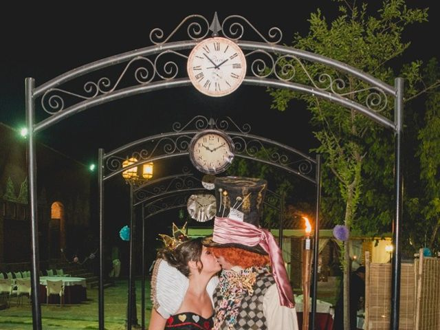 La boda de Fernan y Lola  en Brozas, Cáceres 4