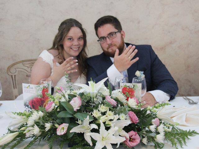 La boda de Kevin y Sofía en Estación De Cartama, Málaga 2
