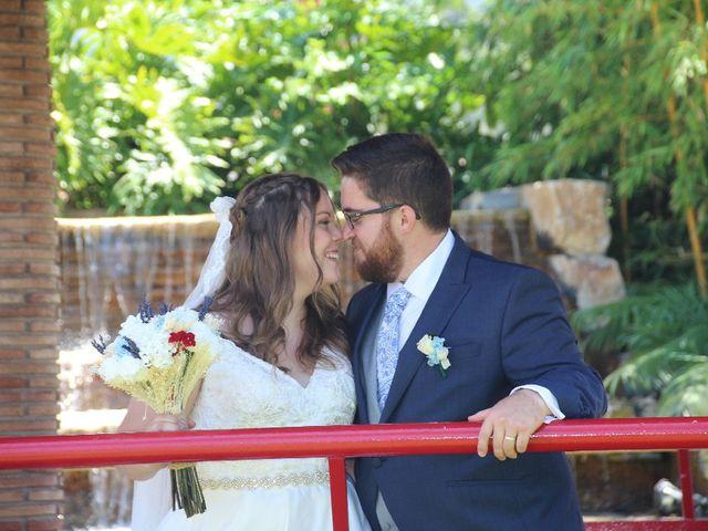 La boda de Kevin y Sofía en Estación De Cartama, Málaga 6