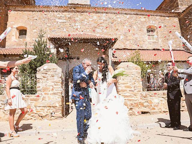 La boda de Miguel Angel y Vanessa en La Bañeza, León 20