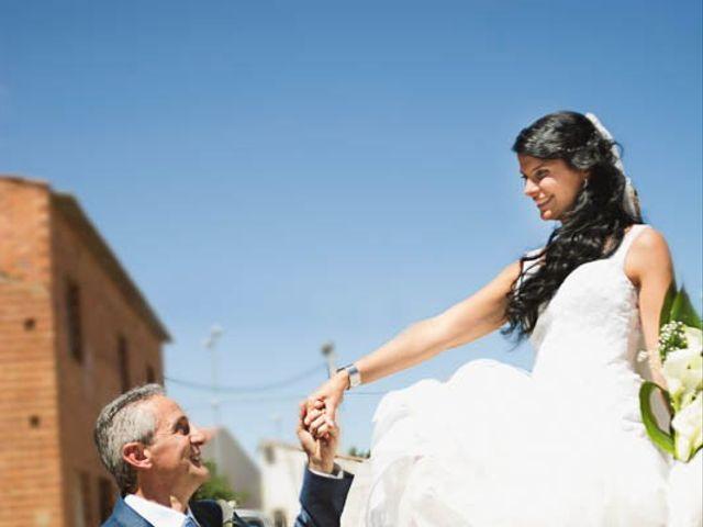 La boda de Miguel Angel y Vanessa en La Bañeza, León 21