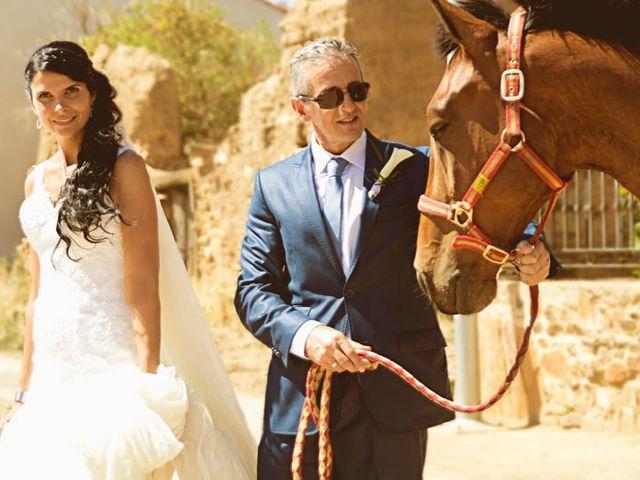 La boda de Miguel Angel y Vanessa en La Bañeza, León 23