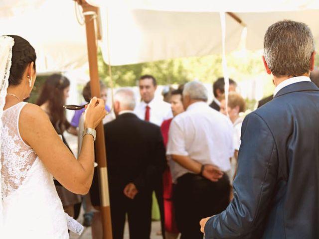 La boda de Miguel Angel y Vanessa en La Bañeza, León 36