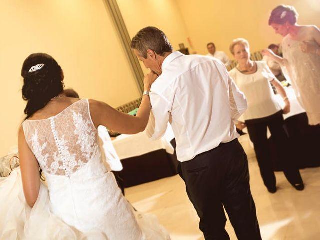 La boda de Miguel Angel y Vanessa en La Bañeza, León 50