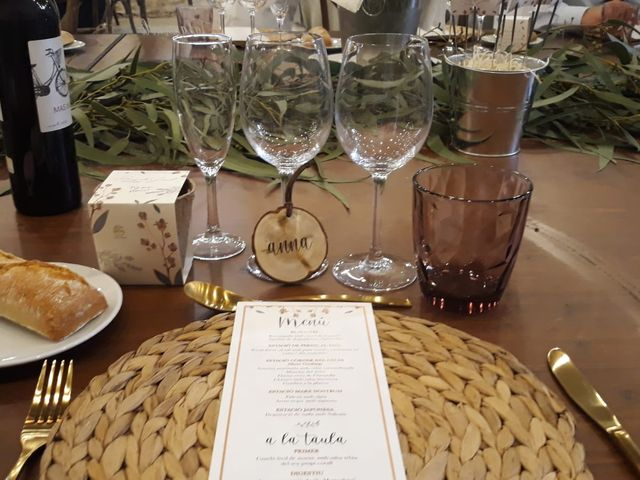 La boda de Joel y Cristina en Roquetes, Tarragona 1
