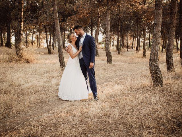 La boda de Raúl y Sonia en Madrid, Madrid 1