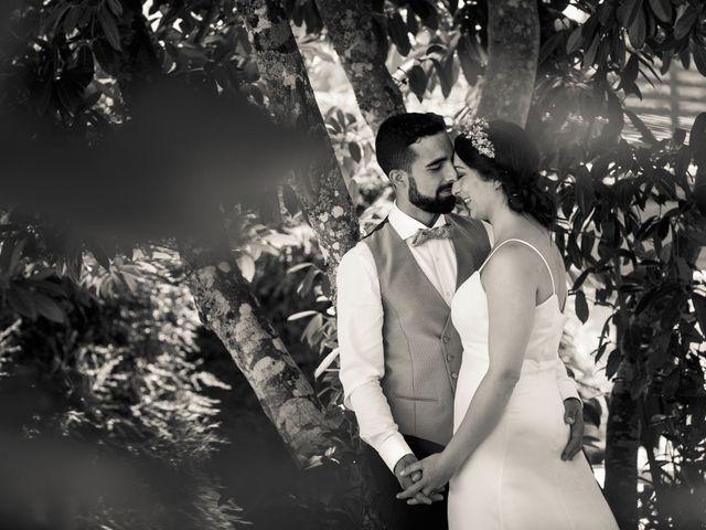 La boda de Noemi y David