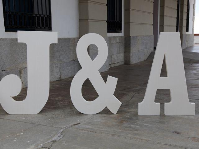 La boda de Jose y Aida en Montornes Del Valles, Barcelona 1