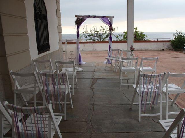 La boda de Jose y Aida en Montornes Del Valles, Barcelona 3