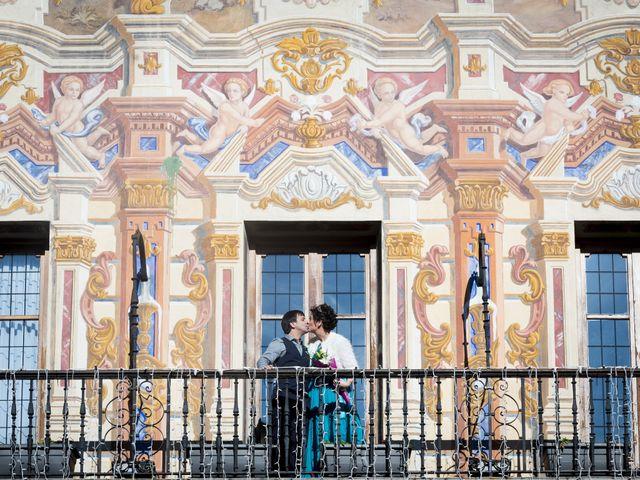 La boda de Domingo y Iratxe en Durango, Vizcaya 9