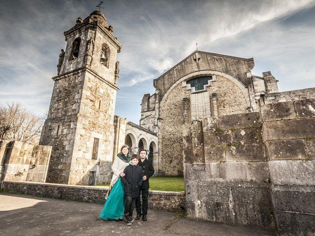 La boda de Domingo y Iratxe en Durango, Vizcaya 27