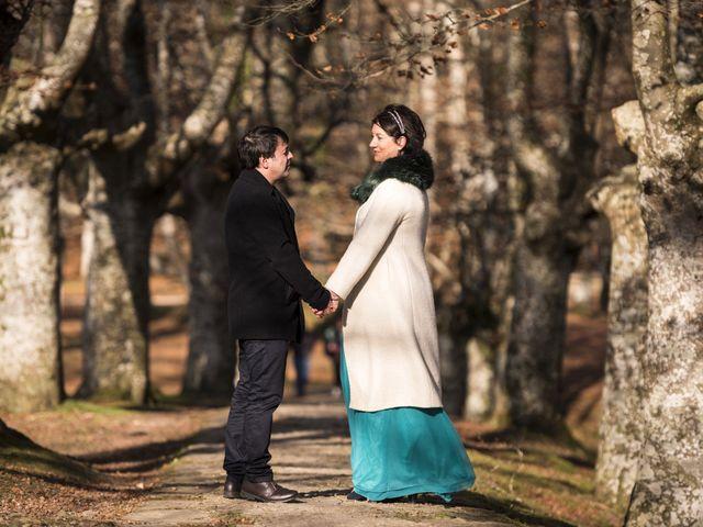 La boda de Domingo y Iratxe en Durango, Vizcaya 28