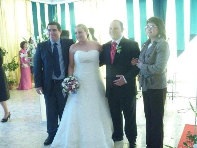 La boda de Edith y Miguel Angel en Zujar, Granada 11