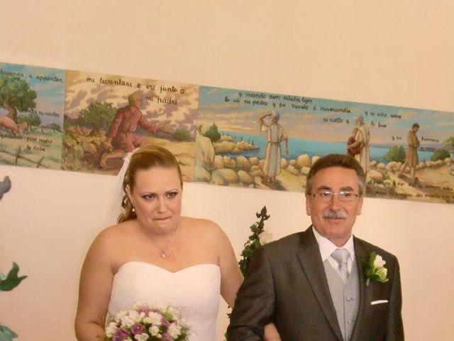 La boda de Edith y Miguel Angel en Zujar, Granada 10