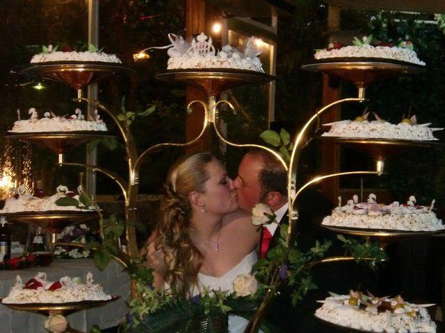 La boda de Edith y Miguel Angel en Zujar, Granada 1