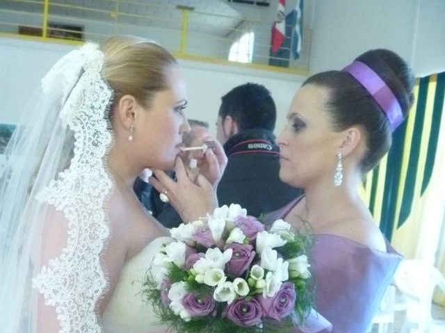 La boda de Edith y Miguel Angel en Zujar, Granada 8