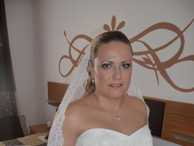 La boda de Edith y Miguel Angel en Zujar, Granada 9