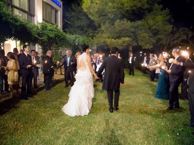 La boda de Juan y Julia en Miramar, Valencia 27