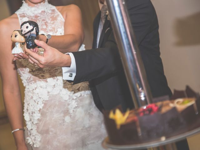La boda de Juan y Julia en Miramar, Valencia 34
