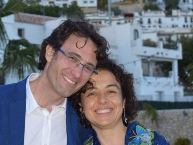 La boda de Myriam y Pau