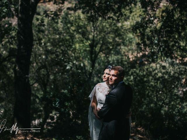 La boda de Ana y Ismael en Jarandilla, Cáceres 1