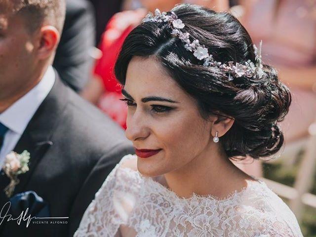 La boda de Ana y Ismael en Jarandilla, Cáceres 2