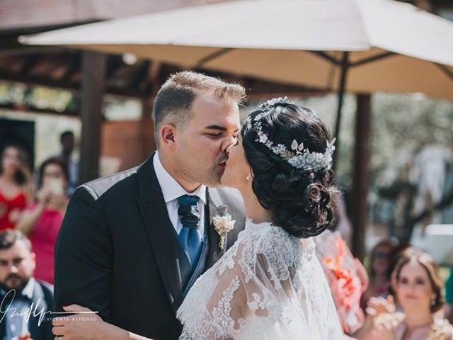 La boda de Ana y Ismael en Jarandilla, Cáceres 3