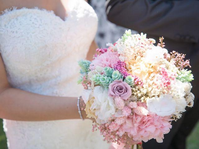 La boda de Ana y Ismael en Jarandilla, Cáceres 4