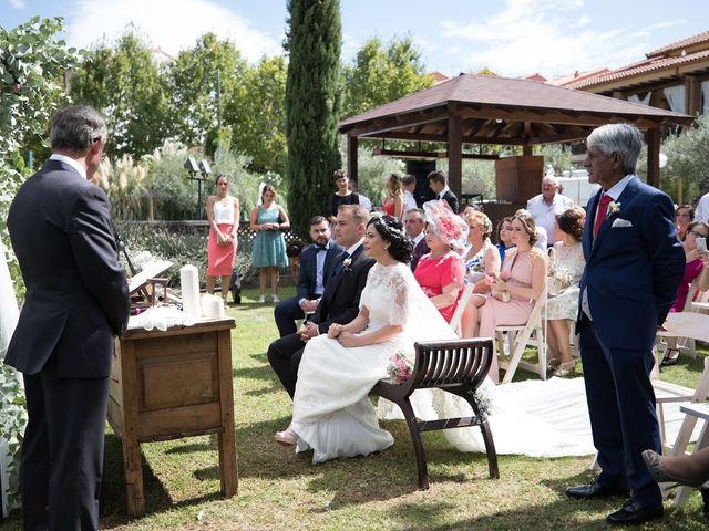 La boda de Ana y Ismael en Jarandilla, Cáceres 12