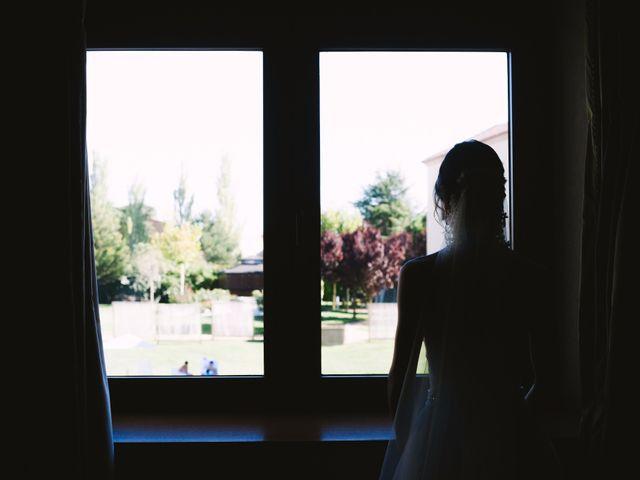 La boda de Carlos y Jéssica en Olmedo, Valladolid 21