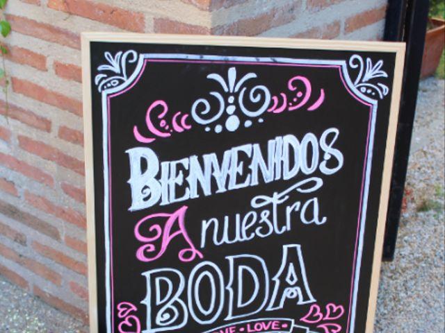 La boda de Carlos y Jéssica en Olmedo, Valladolid 22
