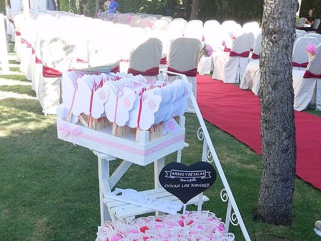 La boda de Carlos y Jéssica en Olmedo, Valladolid 23