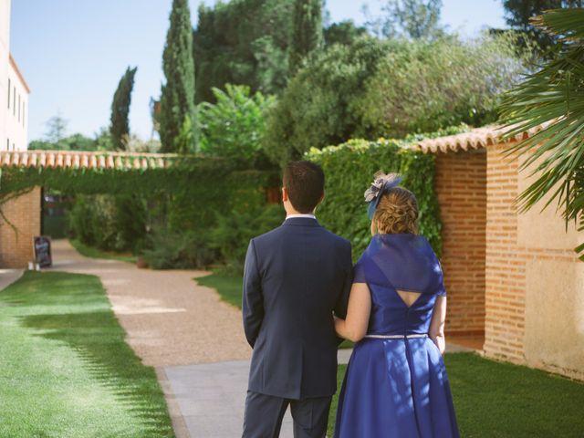 La boda de Carlos y Jéssica en Olmedo, Valladolid 24