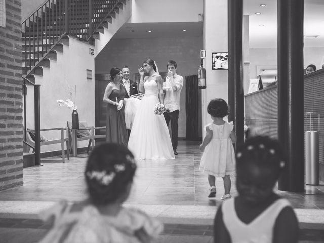 La boda de Carlos y Jéssica en Olmedo, Valladolid 25