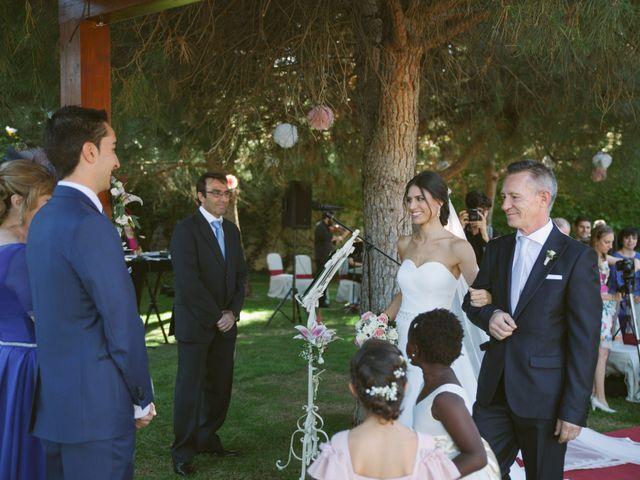 La boda de Carlos y Jéssica en Olmedo, Valladolid 28