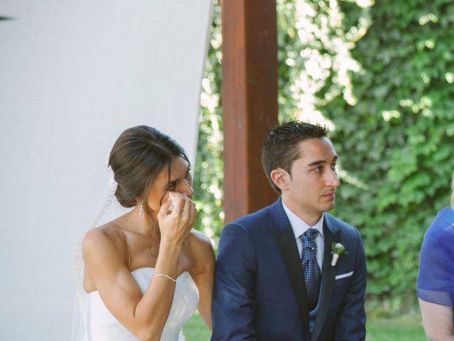 La boda de Carlos y Jéssica en Olmedo, Valladolid 30