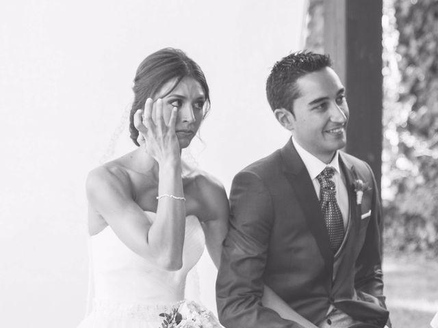 La boda de Carlos y Jéssica en Olmedo, Valladolid 31