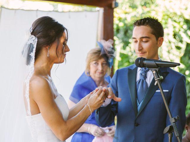 La boda de Carlos y Jéssica en Olmedo, Valladolid 32