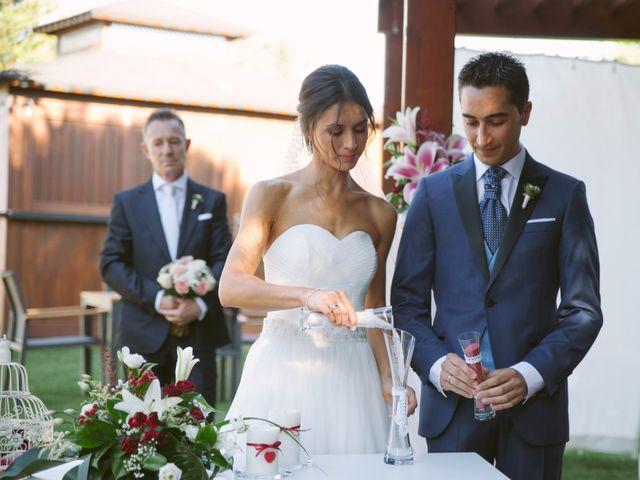 La boda de Carlos y Jéssica en Olmedo, Valladolid 33