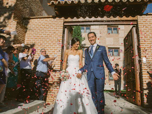 La boda de Carlos y Jéssica en Olmedo, Valladolid 37