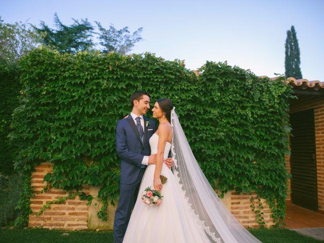 La boda de Carlos y Jéssica en Olmedo, Valladolid 40