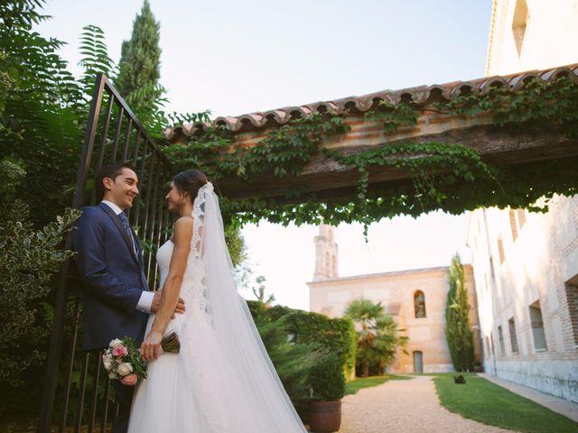 La boda de Carlos y Jéssica en Olmedo, Valladolid 42