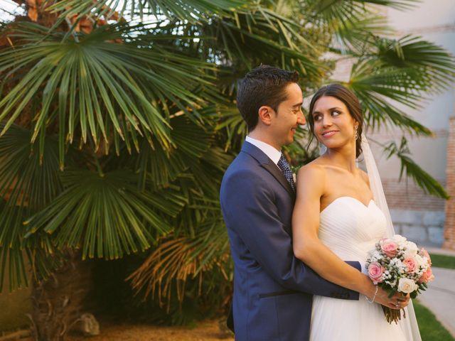 La boda de Carlos y Jéssica en Olmedo, Valladolid 43