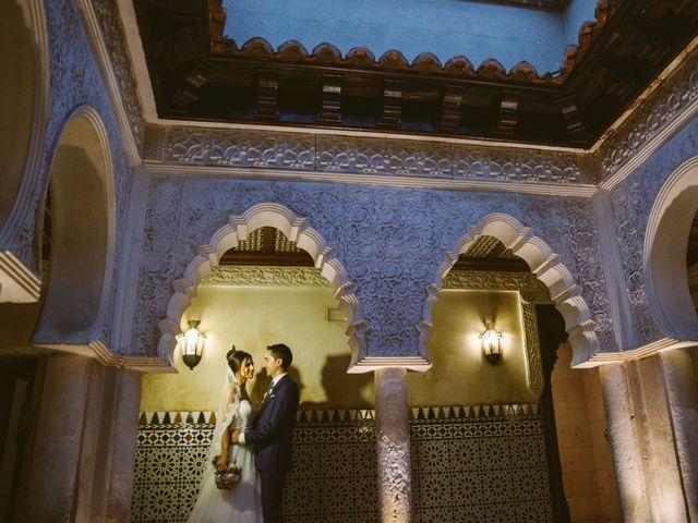 La boda de Carlos y Jéssica en Olmedo, Valladolid 44