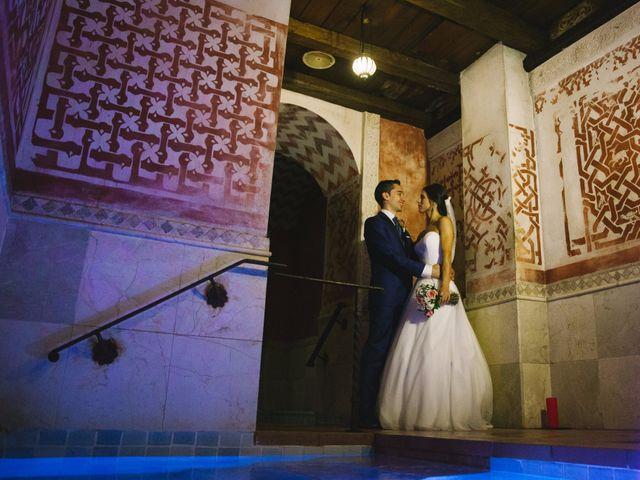 La boda de Carlos y Jéssica en Olmedo, Valladolid 45