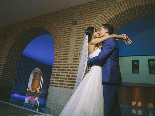 La boda de Carlos y Jéssica en Olmedo, Valladolid 46