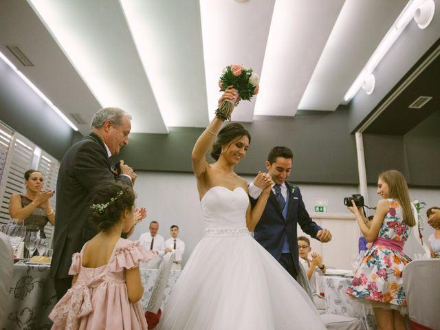 La boda de Carlos y Jéssica en Olmedo, Valladolid 49