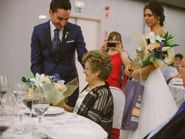 La boda de Carlos y Jéssica en Olmedo, Valladolid 52